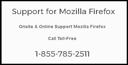 Mozilla Firefox Technical Support